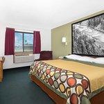 1 King Bed Room Handicap