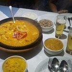 Deliciosa Mukeka de camarón!!!