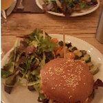panini con pollo e verdure