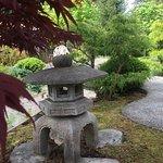 Hei-wa Tei-en Garden at the Nikkei Internment Memorial Centre