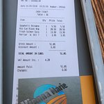 """EUR 28.5 for a """"stake"""" that tastes like rubber"""