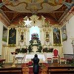 Inside the Church of Nossa Senhora do Livramento