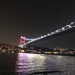 صورة فوتوغرافية لـ The Bosphorus Bridge