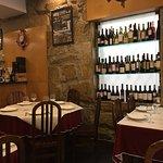 Restaurante O Leme em Matosinhos proximo a Porto em Portugal.