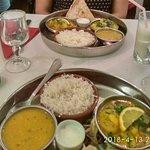 thali at Manger Autrement