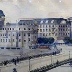 Wien museum, Ring and Maks Fabiani