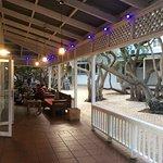 One restaurant facility