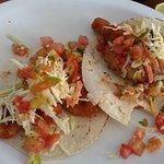 Shrimp Taco - Fish taco