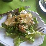 Uma palhinha sobre a salada!