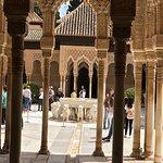 Palace patio-Alhambra
