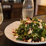 Arugula and Dried Fig Salad