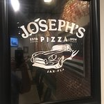 Cool couple pics in Josephs Pizza