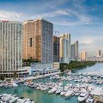 邁阿密萬豪酒店比斯坎灣