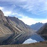 Lagoa del Inca - Ski Portillo