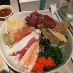 From Japanese Offerings: Traditional Chirashi