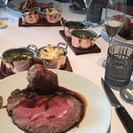 From 'The Trolley' Slow - Roasted USDA Prime Rib of Beef - MUST try
