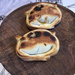Wood fired empanadas