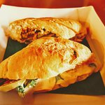 Banh Mi and Wok