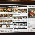 J.S. Burgers Cafe / Luke's Mint Kobe