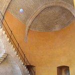 easy to climb the interior steps