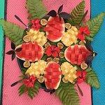 Day 2 fruit platter