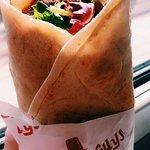 Amazing falafel !!