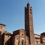 Billede af Pieve di Santa Maria in Castello detta la Sagra