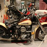 1956 Harley Davidson