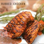 Paprika Rubbed Chicken