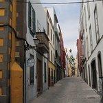 Another street in Vegueta
