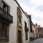 Calle de los balcones