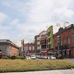 The corner with Mercado de Vegueta