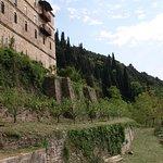 صورة فوتوغرافية لـ Mount Athos The Holy Mountain