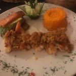 Shrimp and crab main