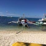 malaysian divers at mabuhay thresher dive resort