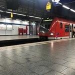 Foto de MVV - Munich Tram System