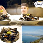 Dingle Bay Mussels - local food at its best
