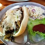 Philly Steak & Cheese