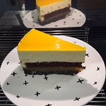 New flavour cheese cake avocado chocolate cheese cake and pineapple cheese cake yumi yumi.
