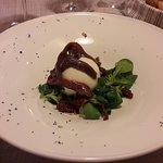Burrata Alici e Pomodori Secchi