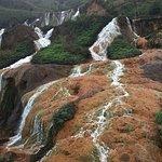 ภาพถ่ายของ Golden Waterfall