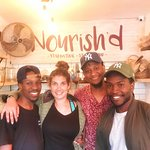 The Delightful Nourish'd Staff.