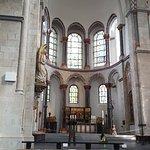 St Kunibert Basilica照片
