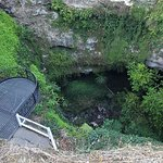 Sinkhole caves
