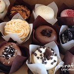 Scratch Cupcakery Coralville at Iowa River Landing