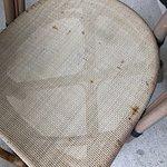 chaise de balcon