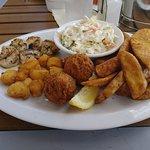 Foto van North Beach Fish Camp