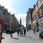View of the Royal Mile