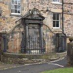 Grave site in Greyfriars Kirkyard