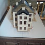 A province house made entirely of Lego! (Side view)